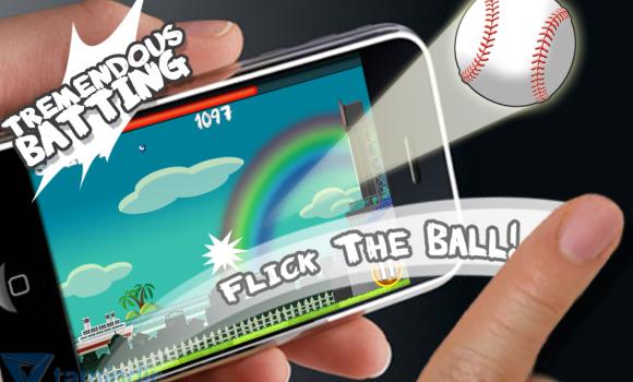 Flick Home Run! Ekran Görüntüleri - 4