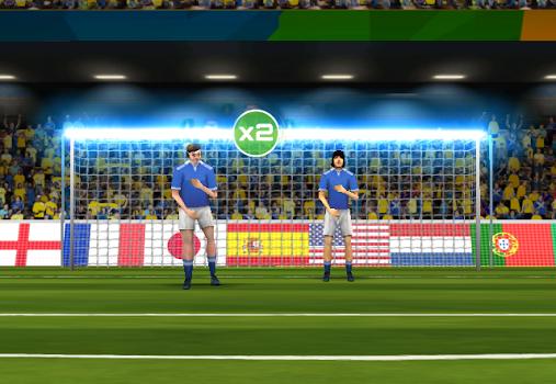 Flick Soccer Brazil Ekran Görüntüleri - 5