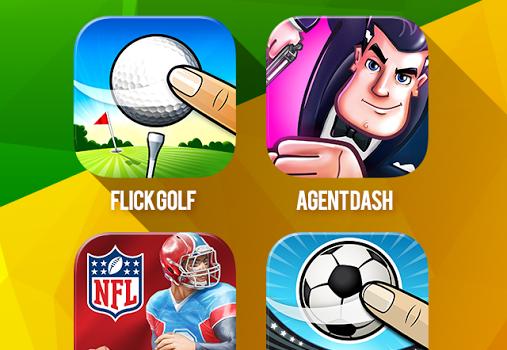 Flick Soccer Brazil Ekran Görüntüleri - 3