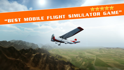Flight Pilot Simulator Ekran Görüntüleri - 3