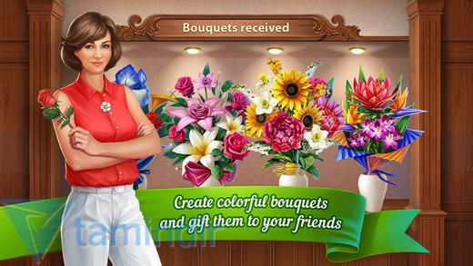 Flower House Ekran Görüntüleri - 2
