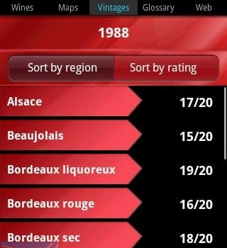 French Wines Ekran Görüntüleri - 1