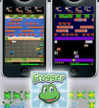 Frogger Free Ekran Görüntüleri - 4