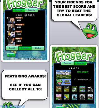Frogger Free Ekran Görüntüleri - 2