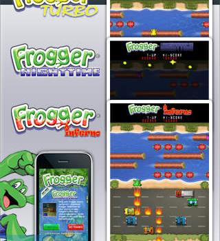 Frogger Free Ekran Görüntüleri - 1