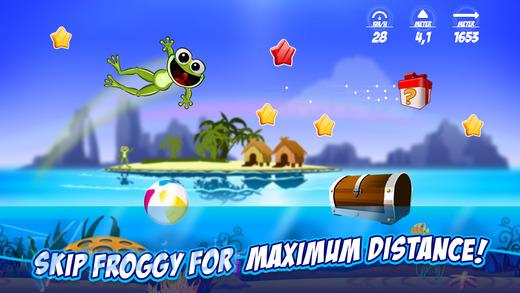 Froggy Splash 2 Ekran Görüntüleri - 4