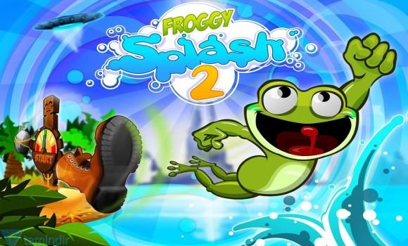 Froggy Splash 2 Ekran Görüntüleri - 3