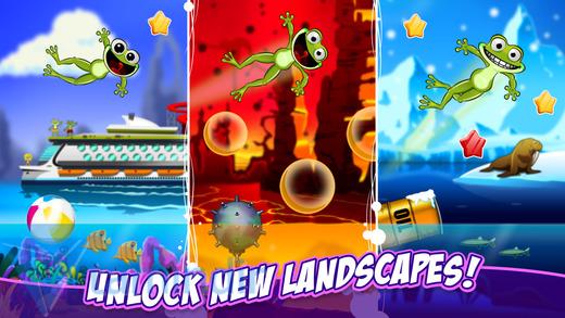 Froggy Splash 2 Ekran Görüntüleri - 1