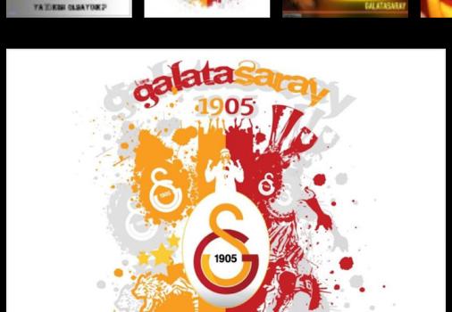 Galatasaray Duvar Kağıtları HD Ekran Görüntüleri - 1