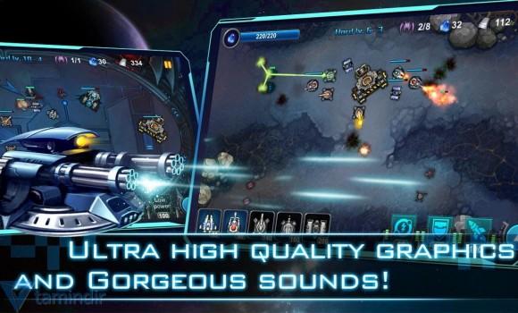 Galaxy Defense Ekran Görüntüleri - 4