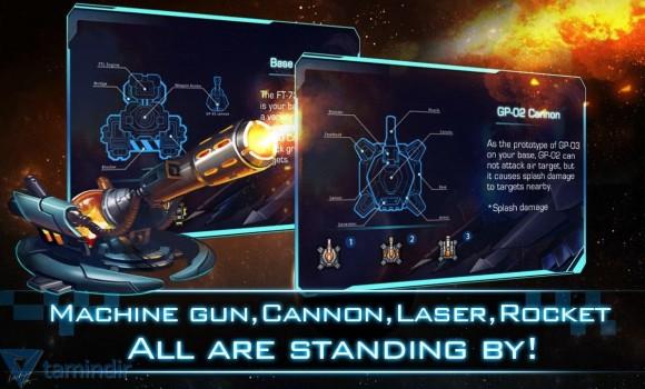 Galaxy Defense Ekran Görüntüleri - 2