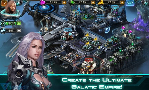 Galaxy Online 3 Ekran Görüntüleri - 5