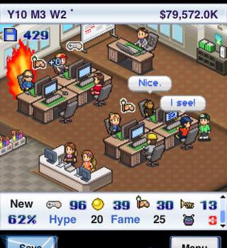 Game Dev Story Ekran Görüntüleri - 5