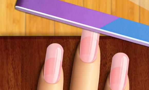 Glow Nails: Manicure Games Ekran Görüntüleri - 1
