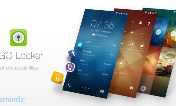GO Locker Ekran Görüntüleri - 5