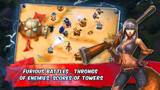 Goblin Defenders 2 Ekran Görüntüleri - 5