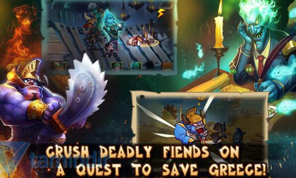Gods Rush Ekran Görüntüleri - 1