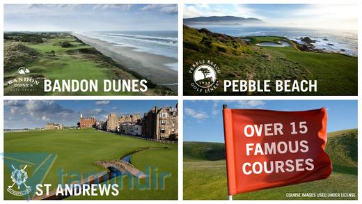 Golf Mobile Ekran Görüntüleri - 5