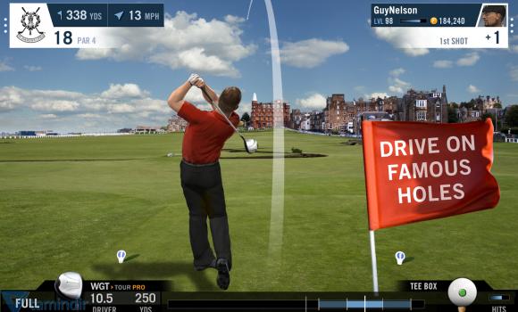 Golf Mobile Ekran Görüntüleri - 3