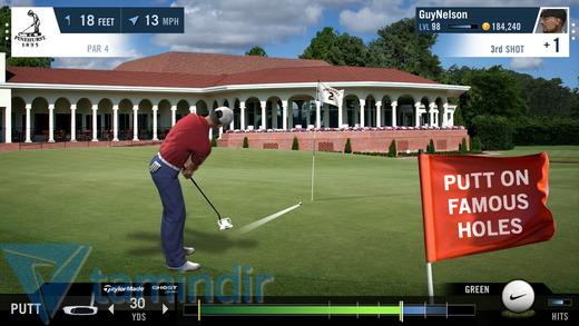 Golf Mobile Ekran Görüntüleri - 2