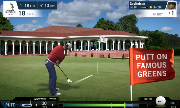 Golf Mobile Ekran Görüntüleri - 1