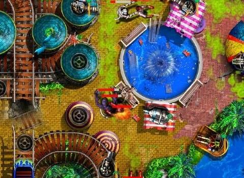 GRave Defense HD Free Ekran Görüntüleri - 5