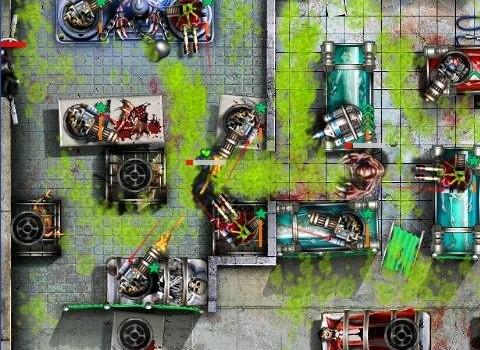 GRave Defense HD Free Ekran Görüntüleri - 2