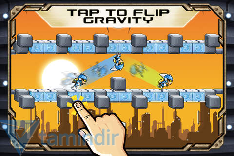 Gravity Guy Free Ekran Görüntüleri - 5