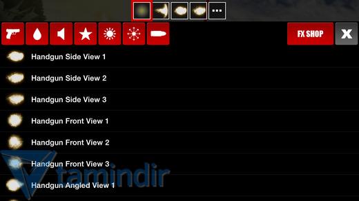 Gun Movie FX Ekran Görüntüleri - 3