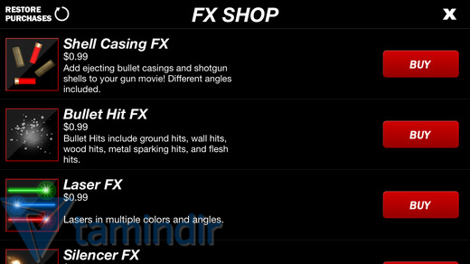 Gun Movie FX Ekran Görüntüleri - 2