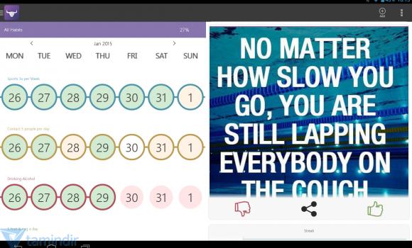 HabitBull Ekran Görüntüleri - 2