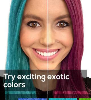 Hair Color Studio Ekran Görüntüleri - 2