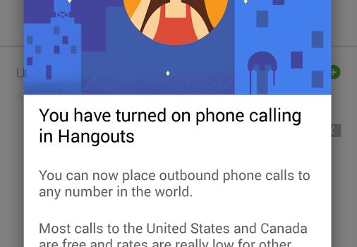 Hangouts Çevirici Ekran Görüntüleri - 5