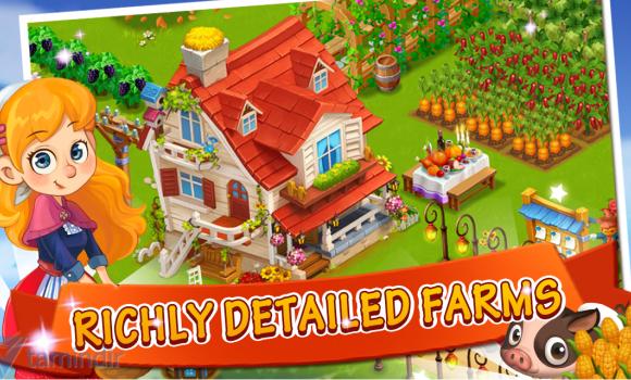 Happy Farm:Candy Day Ekran Görüntüleri - 5