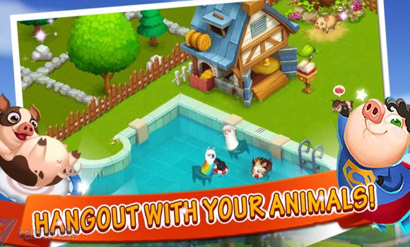 Happy Farm:Candy Day Ekran Görüntüleri - 4