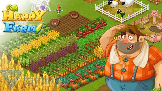 Happy Farm:Candy Day Ekran Görüntüleri - 3