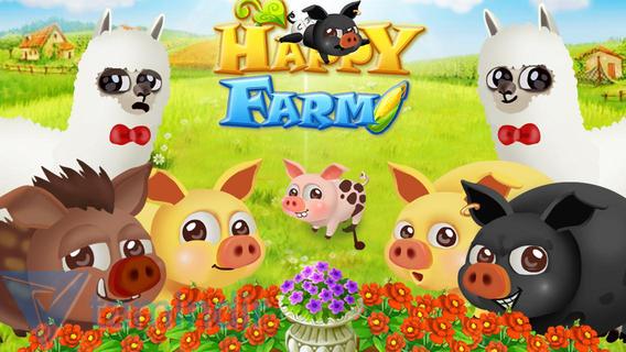 Happy Farm:Candy Day Ekran Görüntüleri - 1