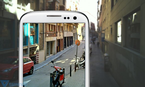 HDR Camera Ekran Görüntüleri - 3