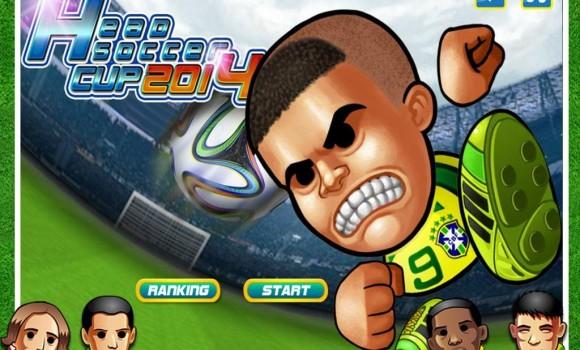 Head Soccer Cup 2014 Ekran Görüntüleri - 5