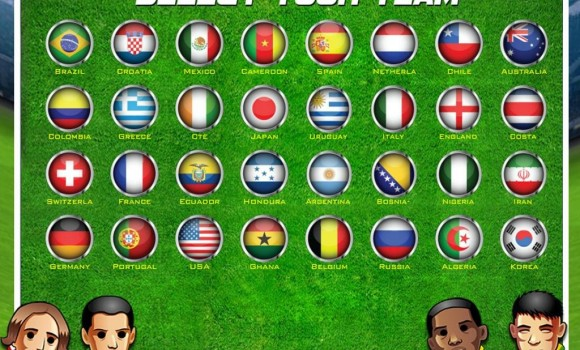 Head Soccer Cup 2014 Ekran Görüntüleri - 4