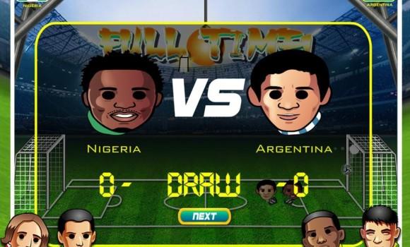 Head Soccer Cup 2014 Ekran Görüntüleri - 3