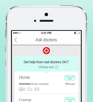 HealthTap Ekran Görüntüleri - 4