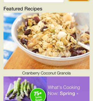 Healthy Recipes Ekran Görüntüleri - 5