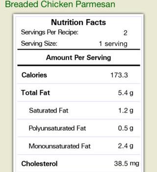 Healthy Recipes Ekran Görüntüleri - 3