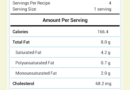 Healthy Recipes Ekran Görüntüleri - 2