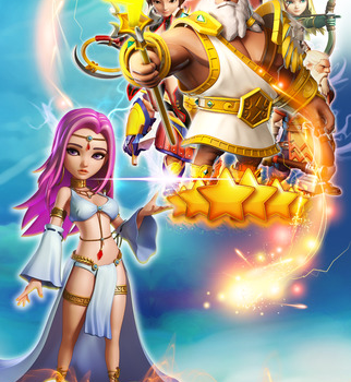 Hero Sky: Epic Guild Wars Ekran Görüntüleri - 2