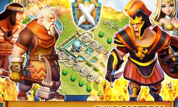 Hero Sky: Epic Guild Wars Ekran Görüntüleri - 4