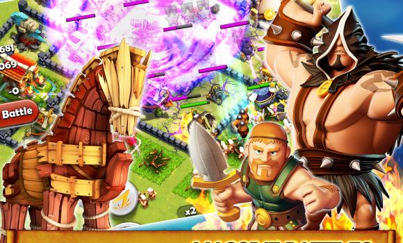 Hero Sky: Epic Guild Wars Ekran Görüntüleri - 3