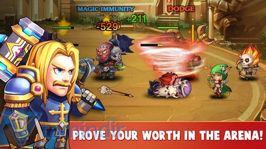 Heroes Charge Ekran Görüntüleri - 4
