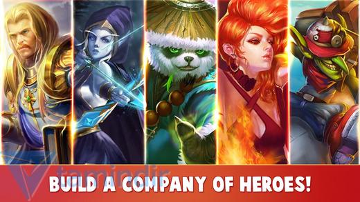 Heroes Charge Ekran Görüntüleri - 3